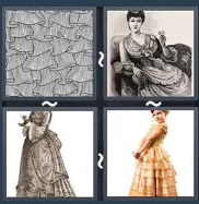 4 Pics 1 Word Level 1465 Answers