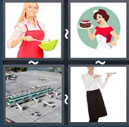 4 Pics 1 Word Level 1466 Answers