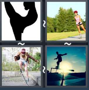 4 Pics 1 Word Level 1474 Answers
