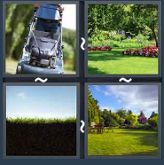 4 Pics 1 Word Level 1509 Answers