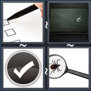 4 Pics 1 Word Level 1521 Answers