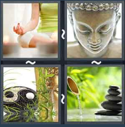 4 Pics 1 Word Level 1540 Answers