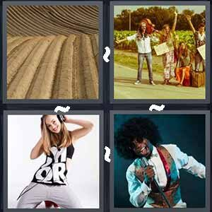 4 Pics 1 Word Level 157 Answers