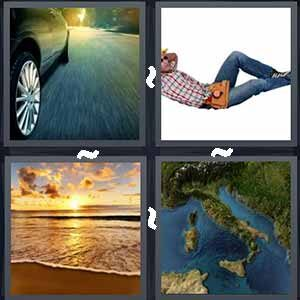 4 Pics 1 Word Level 158 Answers