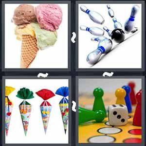 4 Pics 1 Word Level 160 Answers