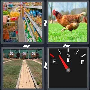 4 Pics 1 Word Level 171 Answers
