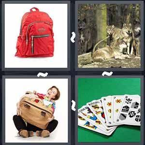 4 Pics 1 Word Level 174 Answers