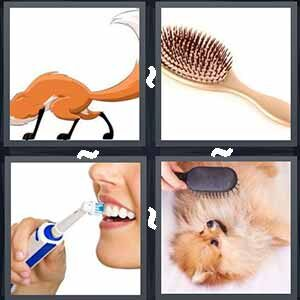 4 Pics 1 Word Level 180 Answers