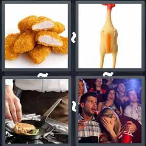 4 Pics 1 Word Level 185 Answers