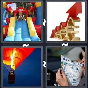 4 Pics 1 Word Level 195 Answers