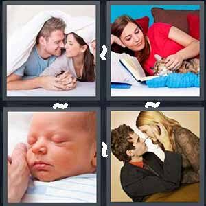 4 Pics 1 Word Level 200 Answers