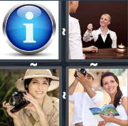 4 Pics 1 Word Level 2855 Answers