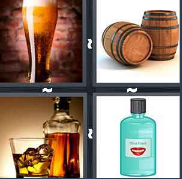 4 Pics 1 Word Level 2857 Answers