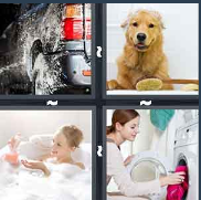 4 Pics 1 Word Level 2860 Answers