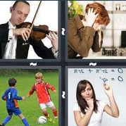 4 Pics 1 Word Level 2865 Answers