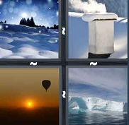 4 Pics 1 Word Level 2873 Answers