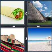 4 Pics 1 Word Level 2875 Answers