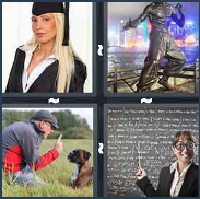 4 Pics 1 Word Level 2931 Answers