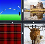 4 Pics 1 Word Level 2942 Answers
