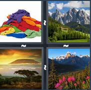 4 Pics 1 Word Level 2955 Answers