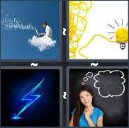 4 Pics 1 Word Level 2968 Answers