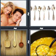 4 Pics 1 Word Level 2975 Answers
