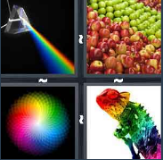 4 Pics 1 Word Level 2980 Answers