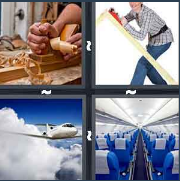 4 Pics 1 Word Level 2989 Answers
