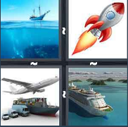 4 Pics 1 Word Level 2992 Answers