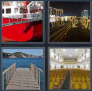 4 Pics 1 Word Level 3 Answers