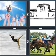 4 Pics 1 Word Level 3011 Answers