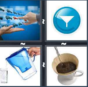 4 Pics 1 Word Level 3017 Answers