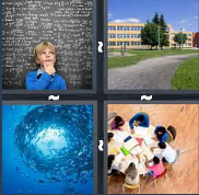 4 Pics 1 Word Level 3050 Answers