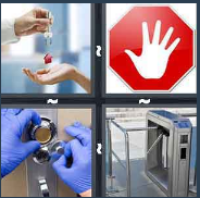 4 Pics 1 Word Level 3054 Answers