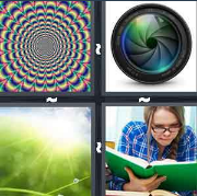 4 Pics 1 Word Level 3055 Answers