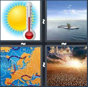 4 Pics 1 Word Level 3057 Answers