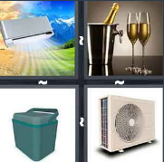 4 Pics 1 Word Level 3058 Answers