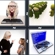 4 Pics 1 Word Level 3060 Answers