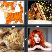 4 Pics 1 Word Level 3061 Answers