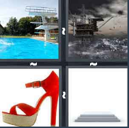 4 Pics 1 Word Level 3079 Answers