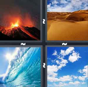 4 Pics 1 Word Level 3080 Answers
