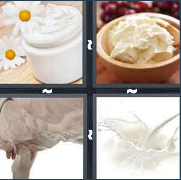 4 Pics 1 Word Level 3082 Answers