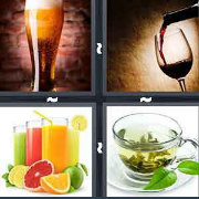 4 Pics 1 Word Level 3086 Answers