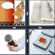 4 Pics 1 Word Level 3089 Answers