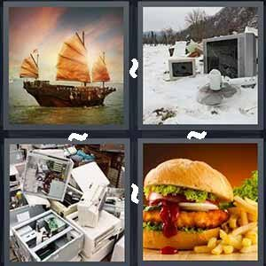 4 Pics 1 Word Level 348 Answers
