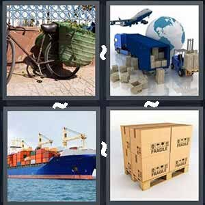 4 Pics 1 Word Level 354 Answers