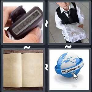 4 Pics 1 Word Level 362 Answers