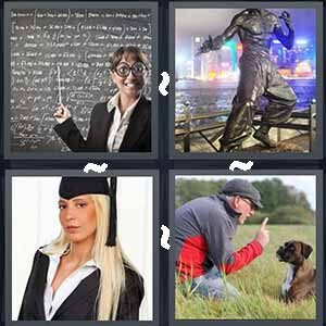 4 Pics 1 Word Level 366 Answers