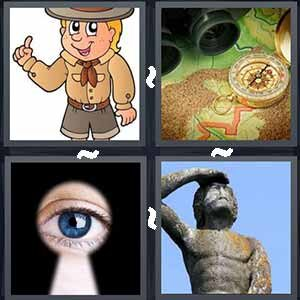 4 Pics 1 Word Level 375 Answers