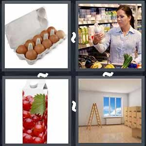 4 Pics 1 Word Level 381 Answers